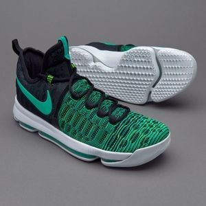 more photos f71b5 e4f23 Nike Shoes - Nike ZOOM KD 9  Birds of Paradise  Basketball Shoe